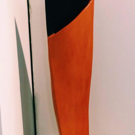Terracotta sculpture by Edward Belbusti