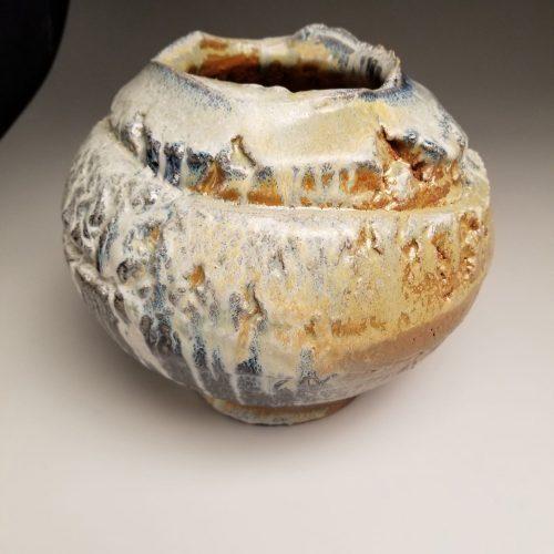 Ceramic sculpture by Peter Callas