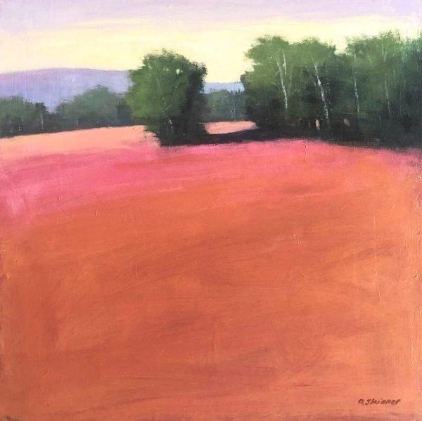 Violet Sky by David Skinner